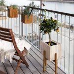 Čo s malým balkónom? 5 inšpirácii ako ho vkusne zariadiť