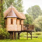 Ako postaviť dom z dreva na strome? 7 úchvatných inšpirácii