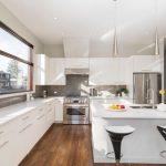 Biela kuchyňa: 6 inšpirácii na moderné biele kuchynské linky