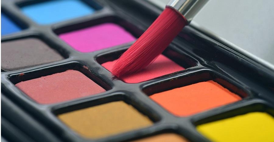 Chystáte sa maľovať? Ako na teplé a studené farby